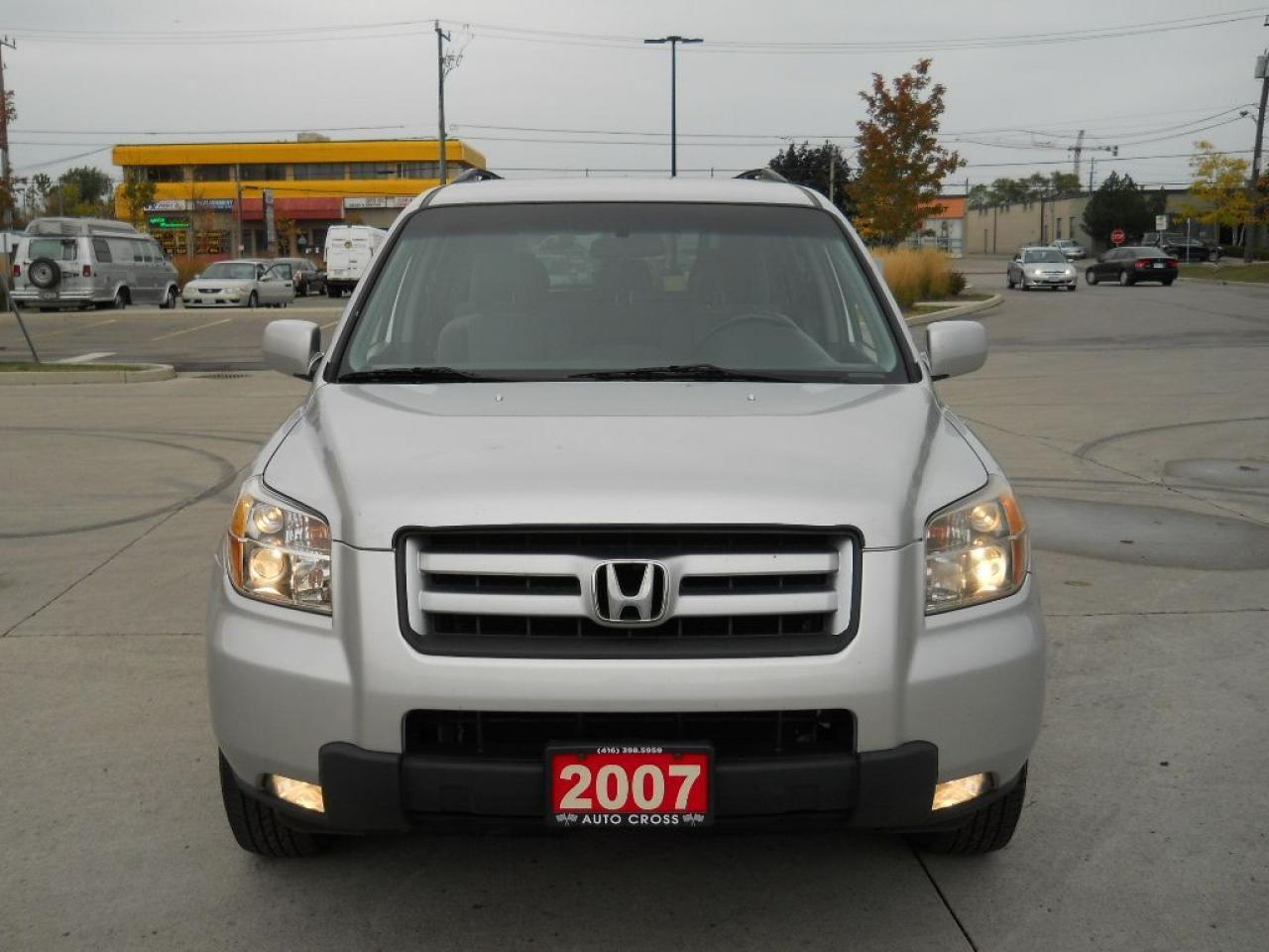 2007 Honda Pilot 8 passenger, 4WD, Automatic, 3/Y warranty availabl