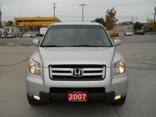 Used 2007 Honda Pilot 8 passenger, 4WD, Automatic, 3/Y warranty availabl for sale in North York, ON
