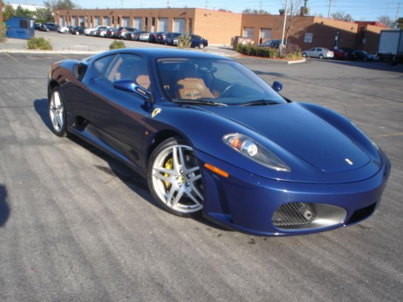 2005 Ferrari F430 2 DOOR,CPE,CANADIAN CAR