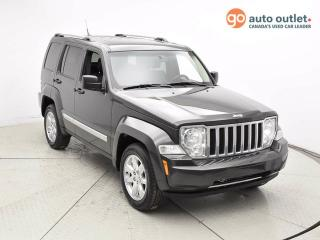 Used 2011 Jeep Liberty LIMITED EDITION 4X4 for sale in Red Deer, AB
