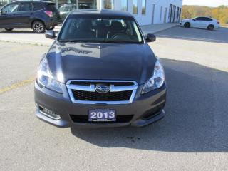 Used 2013 Subaru Legacy 2.5i w/Limited Pkg for sale in Owen Sound, ON