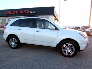 Used 2009 Acura MDX Technology PKG NAVIGATION CAMERA CERTIFIED 2YR WAR for sale in Milton, ON