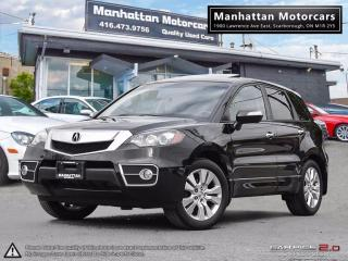 Used 2011 Acura RDX SH-AWD TECH PKG |NAV|CAMERA|ROOF|PHONE|NEW TIRES for sale in Scarborough, ON