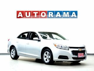 Used 2016 Chevrolet Malibu LT LEATHER for sale in North York, ON