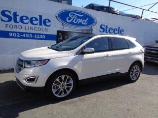 Used 2017 Ford Edge Titanium for sale in Halifax, NS