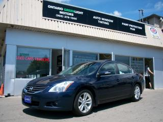 Used 2012 Nissan Altima 3.5 SR,SUNROOF,ALLOYS,LOADED for sale in Mississauga, ON