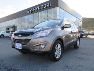 Used 2011 Hyundai Tucson GLS for sale in Corner Brook, NL