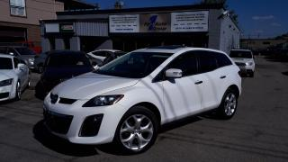 Used 2010 Mazda CX-7 GT AWD BACKUP CAM, BLIND SPOT SENSORS for sale in Etobicoke, ON