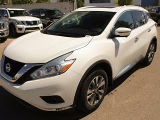 New 2017 Nissan Murano SV Driver Assistance Pkg for sale in Edmonton, AB