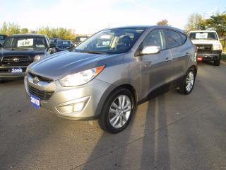 Used 2010 Hyundai Tucson Limited for sale in Hamilton, ON