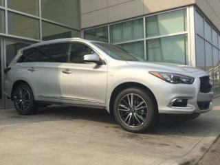 Used 2017 Infiniti QX60 TECHNOLOGY PACKAGE/CLEAN CAR PROOF/DVD/NAV for sale in Edmonton, AB