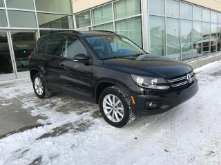 Used 2017 Volkswagen Tiguan Wolfsburg Edition/HEATED SEATS/BACK UP CAMERA for sale in Edmonton, AB