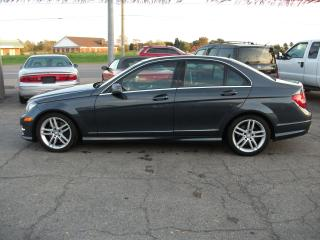 Used 2013 Mercedes-Benz C 300 4MATIC