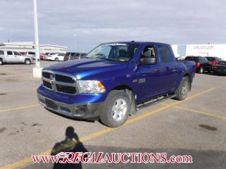 Used 2014 RAM 1500 SXT CREW CAB 4WD 5.7L for sale in Calgary, AB
