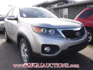 Used 2013 Kia SORENTO LX 4D UTILITY AT 2WD for sale in Calgary, AB