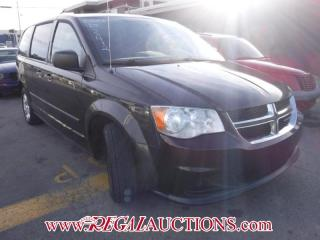 Used 2012 Dodge GRAND CARAVAN SE WAGON for sale in Calgary, AB