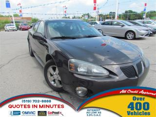 Used 2008 Pontiac Grand Prix Base for sale in London, ON