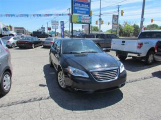 Used 2013 Chrysler 200 Touring | SAT RADIO | HEATED SEATS for sale in London, ON