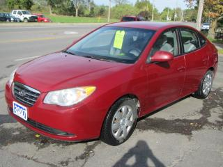 Used 2007 Hyundai Elantra GLS for sale in Brockville, ON