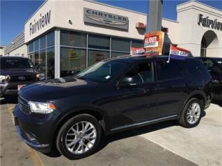 Used 2016 Dodge Durango Limited..Leather/Navi/Sunroof for sale in Burlington, ON