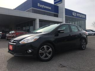 Used 2014 Ford Focus SEDAN SE for sale in Barrie, ON