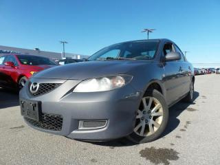 Used 2008 Mazda MAZDA3 GS *LTD AVAIL* 2.0L 4CYL for sale in Midland, ON