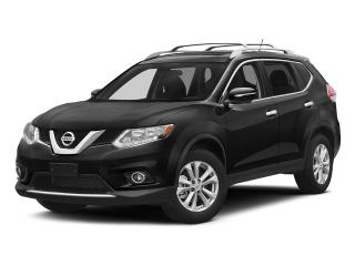 Used 2015 Nissan Rogue SL AWD CVT for sale in Mississauga, ON