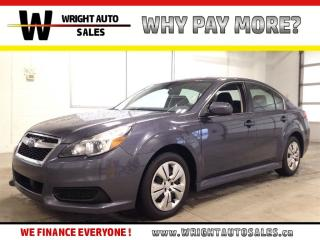 Used 2014 Subaru Legacy 2.5i| AWD| BLUETOOTH| HEATED SEATS| 100,200KMS for sale in Cambridge, ON