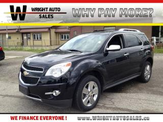 Used 2012 Chevrolet Equinox LTZ|LEATHER|AWD|BACKUP CAMERA|71,439 KMS for sale in Cambridge, ON