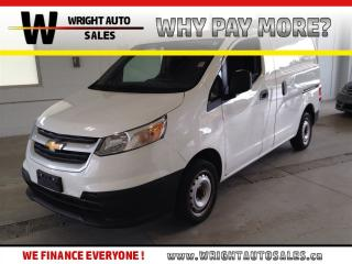 Used 2015 Chevrolet City Express BLUETOOTH|A/C|42,778 KMS for sale in Cambridge, ON