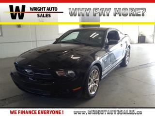 Used 2010 Ford Mustang V6|LEATHER|TRACTION CONTROL|93,077 KMS for sale in Cambridge, ON