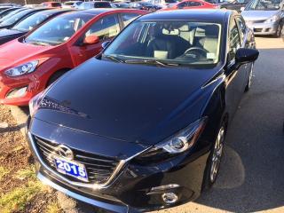 Used 2015 Mazda MAZDA3 GT for sale in Burnaby, BC