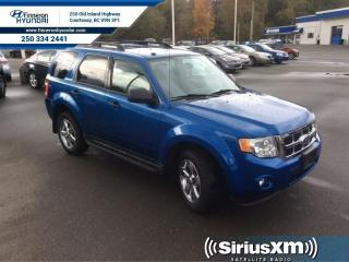 Used 2011 Ford Escape XLT AWD  - local - trade-in for sale in Courtenay, BC