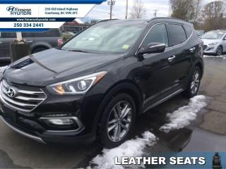 Used 2017 Hyundai Santa Fe Sport 2.0T Limited  Certified, navigation, Loaded! for sale in Courtenay, BC