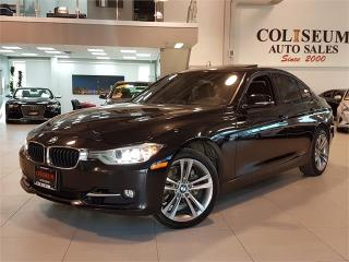 Used 2013 BMW 3 Series XDRIVE-SPORTLINE-LOADED-ONLY 79KM for sale in York, ON