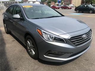 Used 2015 Hyundai Sonata GL-CAMERA-HEATED SEATS-ONLY 90KM for sale in York, ON