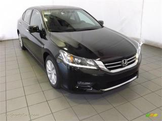 Used 2014 Honda Accord Sedan EX-L-AUTO-LEATHER-SUNROOF-CAMERA-ONLY 97KM for sale in York, ON