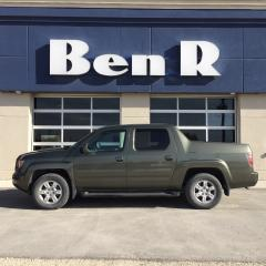 Used 2006 Honda Ridgeline EX-L for sale in Steinbach, MB