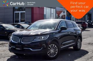 Used 2016 Lincoln MKX Select AWD|Select+Pkg|Backup_Cam|Sat|Nav|BlindSpot|18
