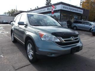 Used 2011 Honda CR-V EX for sale in North Bay, ON