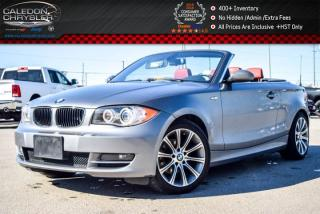 Used 2009 BMW 1 Series 128i|Convertible|Power Top|Bluetooth|Heated Front seats|Pwr Windows|Pwr Locks|17