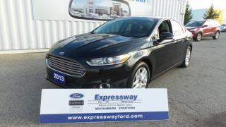 Used 2013 Ford Fusion SE 1.6L Ecoboost for sale in Stratford, ON