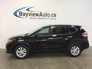Used 2015 Nissan Rogue SV- AWD|PANOROOF|HTD STS|NISSAN CONNECT|REV CAM! for sale in Belleville, ON