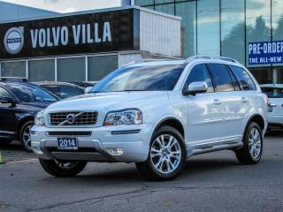 Used 2014 Volvo XC90 3.2 AWD A Premier Plus for sale in Thornhill, ON