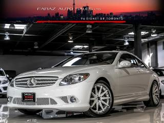 Used 2008 Mercedes-Benz CL550 for sale in North York, ON
