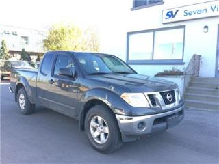 Used 2011 Nissan Frontier PRO-4X King AT 4WD, AS IS !!! for sale in Concord, ON