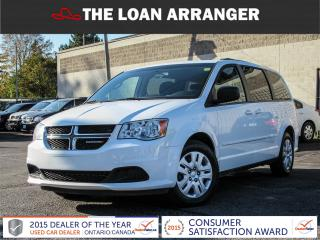 Used 2014 Dodge Grand Caravan SXT for sale in Barrie, ON