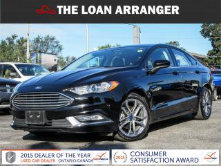Used 2017 Ford Fusion SE for sale in Barrie, ON