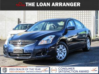 Used 2011 Nissan Altima S for sale in Barrie, ON