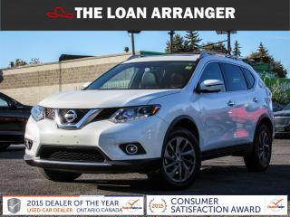 Used 2015 Nissan Rogue SL for sale in Barrie, ON